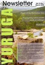Newsletter March 2006
